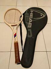 KNEISSL White Star Ivan Lendl Pro Made in Austria Vintage Tennis Racket Racquet