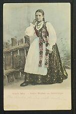 CROATIA/CROATIE 53-Székely leány.- Székler Mädchen aus Siebenbürgen