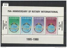 112014/1273 - ZIMBABWE 1980 - YT BF N° 1 ** (MNH) LUXE