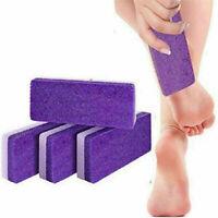 3X Foot Pumice Sponge Callus Exfoliate Stone Hard Skin Remove Pedicure Scrubber