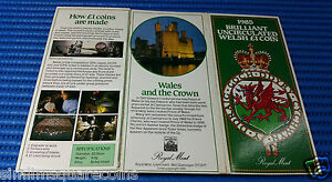 1985 Welsh £1 Brilliant Uncirculated Coin