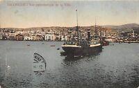BF36964 salonique vue panoramique de la ville ship greece