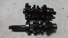 85 KAWASAKI ZL900 ELIMINATOR ZL 900 KM86B ENGINE TRANSMISSION GEAR SHAFT ASSY