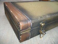 Custom  Heavy Relic Tweed Guitar Case
