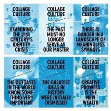 COLLAGE CULTURE - EXAMINING THE 21ST CENTURY...  VINYL LP NEU