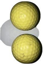 New listing 45 Yellow golf balls