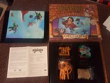 Harry Potter Quidditch the Board Game Complete University Games  2000