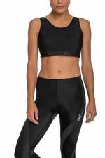 CW-X Women's Stabilyx Sports Bra for Larger Cups Black