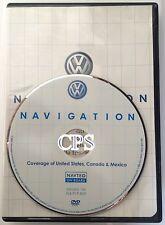 VW VOLKSWAGEN NAVIGATION DVD RNS-510 Ver 3M (CC,EOS,Touareg,Tiguan,Passat,Jetta)