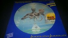 IRON MAIDEN – Seventh Son Of A Seventh Son LP Limited Edition, Picture Disc ITA