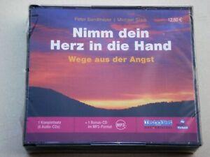 Peter Sandmeyer/ Michael Stark 6CDs + MP3-Wege aus der Angst-Nimm dein Herz in..