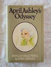 April Ashley's Odyssey by Duncan Fallowell and April Ashley   HC/DJ (transgender