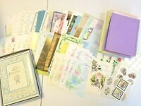 Vintage Greeting Cards Religious Cards Unused Paper Hallmark Nature HUGE LOT B