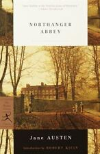 Northanger Abbey (Modern Library Classics) Austen, Jane Paperback