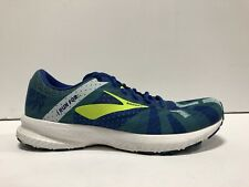 Brooks Launch 6 Mens Running Shoes Blue/Teal 10 D