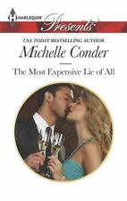 The Most Expensive Lie of All (Harlequin Presents)-ExLibrary