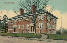 DANIELSON CT – New High School – 1914
