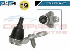FOR HONDA CIVIC 1.3 HYBRID 05-12 FRONT LOWER SUSPENSION CONTROL ARM BALL JOINTS