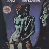 Le Orme - Felona & Sorona UK Edition (Vinyl LP - 1973 - EU - Reissue)
