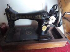 maquina de coser  marca ALFA con mesa manual