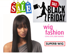 SUPERB WIG - 100% Human Hair by Sleek - BLACK FRIDAY DEAL - Limited Offer