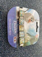 Disney Frozen pulsera con dijes elástica Intercambiables 5 M OLAF NUEVO
