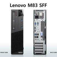Lenovo ThinkCentre M83 SFF Desktop Pentium 3.2GHz 12GB RAM