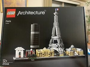 LEGO Architecture Paris 21044 Brand New Sealed In Box