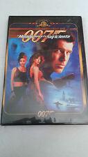 """DVD """"007 EL MUNDO NUNCA ES SUFICIENTE"""" DVD PIERCE BROSNAN SOPHIE MARCEAU"""