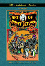 The Art of Money Getting - Unabridged MP3 CD Audiobook in DVD case
