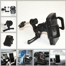 Car Suv Cell Phone Black Holder Stand Air Vent Mount Outlet Cradle For iPhone