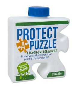 Hinkler Protect A Puzzle Jigsaw Glue- 236 ml