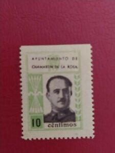 SELLOS GUERRA CIVIL -AYUNTAMIENTO CHAMARTIN DE LA ROSA - 10 CTS