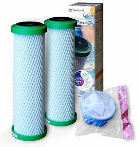 Monobloque 2 Unidad NFP Premium Carbonit Gratis 1 Lavadora Fusselfängersieb