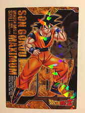 Dragon Ball Z Skill Card Collection M01