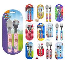 Cutlery Set Kids Children Boys Girls Xmas Christmas Gift Ideal Stocking Filler