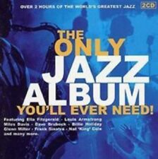 Only Jazz Album You'll Ever Need Various Double CD European RCA Victor 1999 36