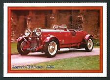 Lagonda M45 Racer - 1935 - cartolina