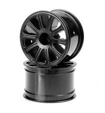 "J Concepts Rulux 2.2"" Rims for 1/16 Traxxas E-Revo # 3333B Wheels"