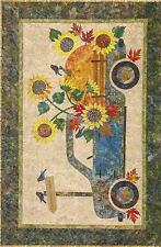 Country Fair applique quilt pattern by Edyta Sitar of Laundry Basket Quilts