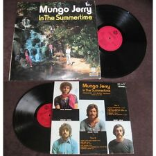 MUNGO JERRY - In Summertime LP Blues Rock French Press BIEM 70'