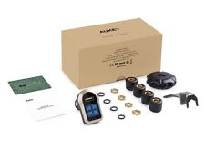 AUKEY TPMS Tire Pressure Monitoring System with Low Pressure Warning System a...
