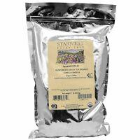 Starwest Botanicals Organic Gunpowder Green Tea 1 lb 453 6 g Kosher, Organic