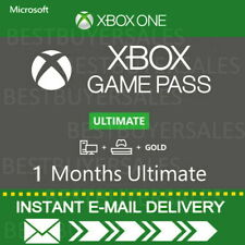 Xbox Game Pass Ultimate + Live GOLD 1 Month (14 Day x 2) INSTANT 24/7 DELIVERY