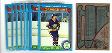 1X MARCEL DIONNE 1979 80 Topps #160 NRMT+  LA Kings Lots Available