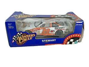 Diecast Winners Circle Tony Stewart 1/24 Home Depot #20 Pontiac Limited Edition