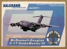 Anigrand Models 1/72 McDONNELL DOUGLAS C-17 GLOBEMASTER III Transport