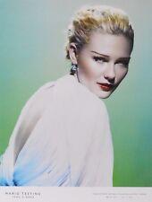 Mario Testino kirsten dunst póster imagen son impresiones artísticas 36x28cm