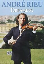 Andre Rieu - ANDRE RIEU:DREAMING - DVD  0OVG The Cheap Fast Free Post