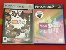 EyeToy Groove + Play ps2 Sony Playstation PAL getestet Gratis P + P NEAR MINT